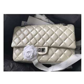 Authentic Chanel Reissue 225 Flap Bag