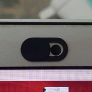 Webcam Cover (super-slim stick-on slide cover)