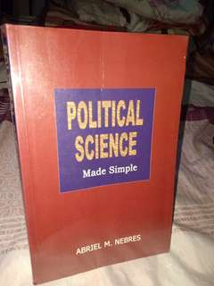 Political Science Made Simple by Nebres