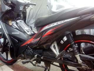 Honda revo cw 2012