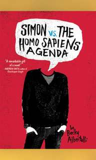 Simon vs The Homo Sapiens Agena - Becky Albertalli