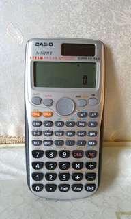 Casio fx-50FH II 99% new