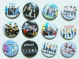 Kpop Button Badge