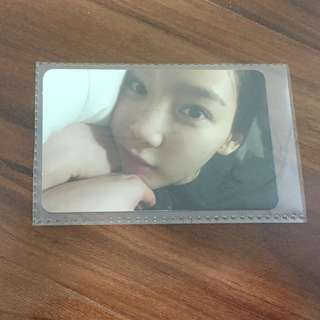 WTS Taeyeon My Voice Photocard