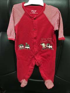 Christmas Baby Outfit