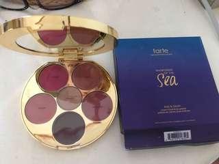 TARTE (rainforest of the sea) cheek and lip palette