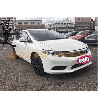 FB搜尋『說書人車庫』專營熱門車改裝車二手車中古車-14年K14 白