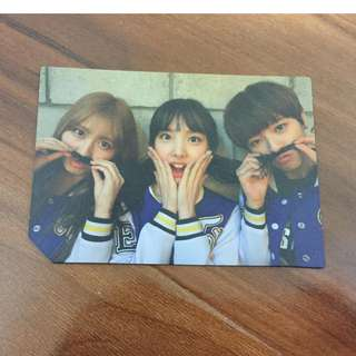 WTS TWICE The Story Begins Unit Photocard