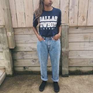 Vintage Nike Dallas Cowboys Tee