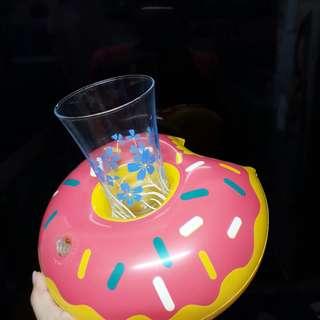 Mini donut floaties