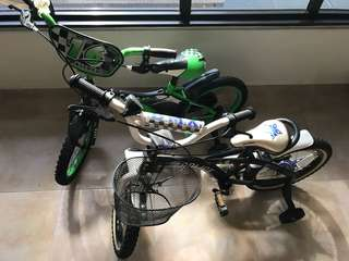 Double bikes for the price of one