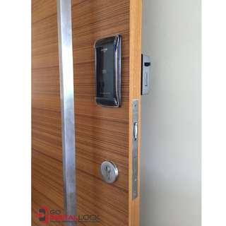 Schlage S-480 Card Digital Lock install for Main Door or Bedrooms Door at $288