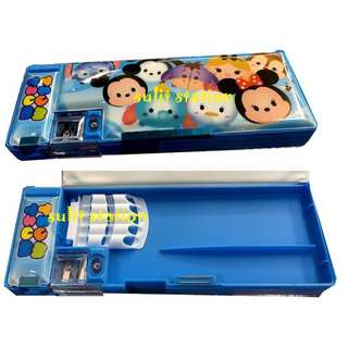 TSUM TSUM MAGNETIC PENCIL CASE BOX