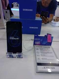 Samsung Galaxy A6 Cicilan Murah Ga Pake Kartu Kredit