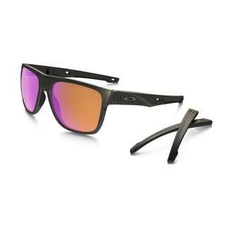 Oakley OO9360-0358 Sunglasses Crossrange XL Carbon - PRIZM Trail Sunglasses