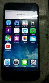 Iphone 6s 32gb(apple id lock)