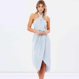 Shona Joy Blue Dress