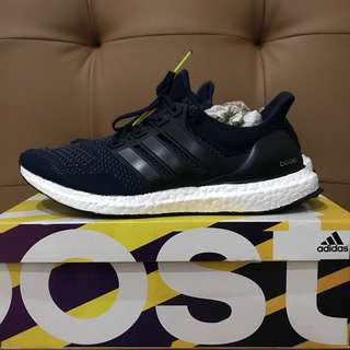 Adidas ultraboost 1.0 navy size 43 good cond original