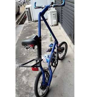 Foldable bike sell woodlands about 10kg