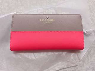 Kate Spade Cedar Street Stacy Wallet