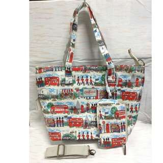 * CATH KIDSTON * - shoulderbag / pouch P400