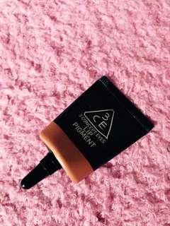 3CE Lipstick in Mink Beige