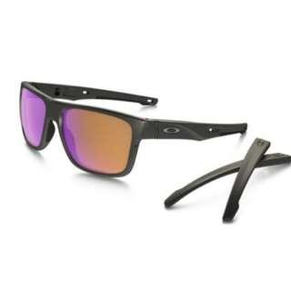 OAKLEY OO9361-0357 CROSSRANGE PRIZM TRAIL Sunglasses