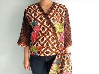 Batik Modern kekinian