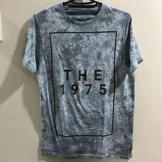 Authentic The 1975 tiedye shirt
