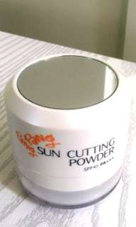 Touch in SOL Sun Block Cutting Powder SPF45 PA+++美白防曬防