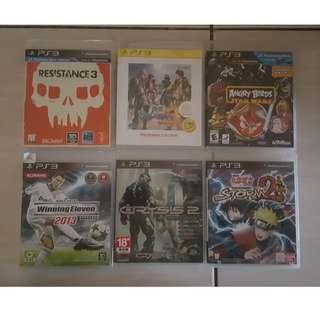 PS3 遊戲片
