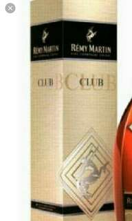 Remy  Club 700ml box, 每個