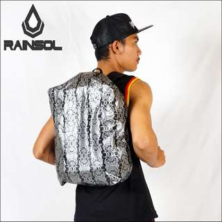 Cover Bag Rainsol Batik / Cover Tas Anti Air / Tahan Air