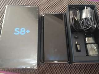 Samsung S8 plus 64gb Sein mulus like new