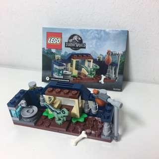 [Exclusive] LEGO 30382 Baby Velociraptor Playpen Polybag (Jurassic World Fallen Kingdom)