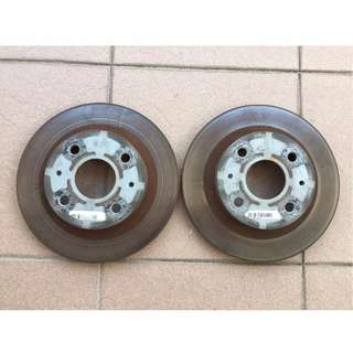 Perodua Myvi Brake Disc Rotor 2015 (Original part)