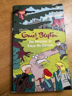 Gnid Blyton
