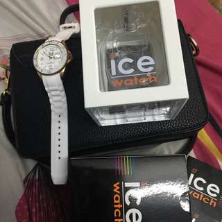 Ice Watch Rubber White