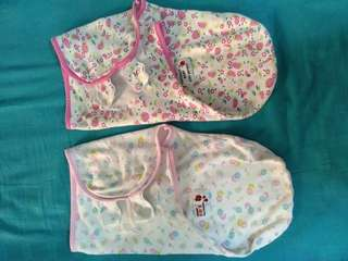 Baby's Swaddle (bedung)