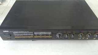 YAMAHA Digital Karaoke Processor