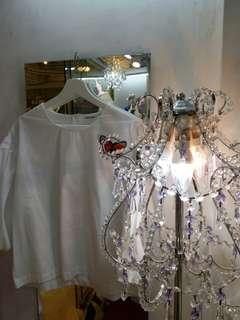 韓國白恤衫