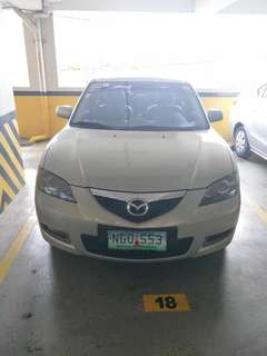 Mazda 3 2009 Top of the Line