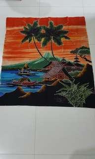 Batik craft from.bali