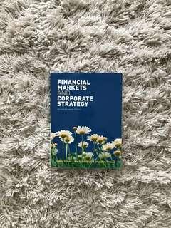 Financial Markets & Corporate Strategy - UOL CF