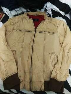Zara Man Denim Couture Jacket