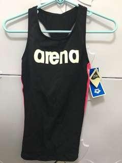全新連tag Arena 女裝上身泳衣