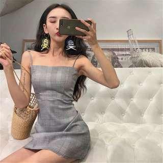 [PO] retro a line dress