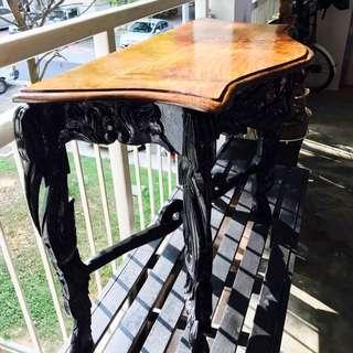Side Table Teakwood