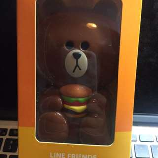 Line 熊大m記風扇仔