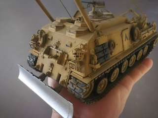 M88 afv model 1/35 scale